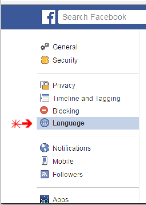 facebook-language-options