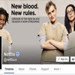 Netflix Adds New Social Media Logo