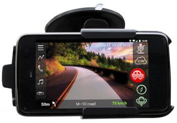 Smart Phone-dashcam