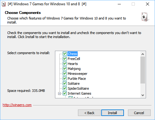 win7 games for win10-selection
