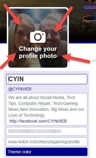 twitter-change-profile-photo-link