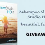 DCT Giveaway: Ashampoo Slideshow Studio HD 4