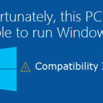 Fix: Incompatible Graphics Display Prevents Windows 10 Upgrade
