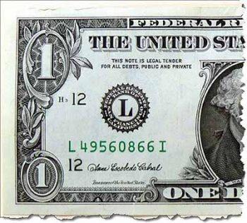 one half dollar