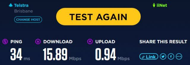 speed test-ookla