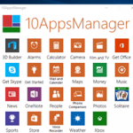 Easily Uninstall/Reinstall Windows 10 Apps