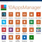 Easily Uninstall/Reinstall Windows 10 Apps