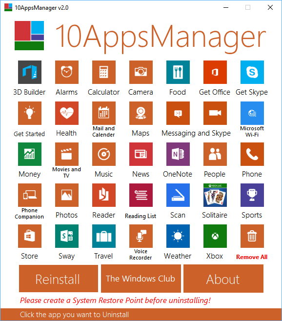 10appsmanager-interface