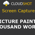 CloudShot – Neat Screen Capture Tool