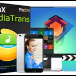 Digiarty Giveaway: WinX MediaTrans