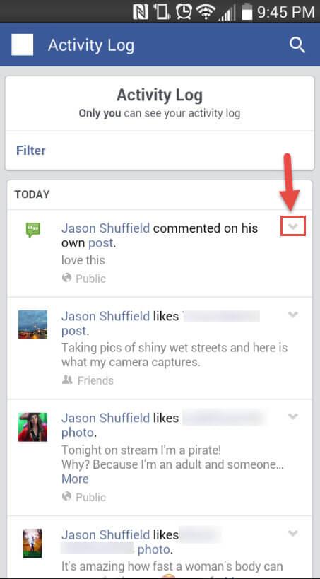 activity-log-comment-arrow