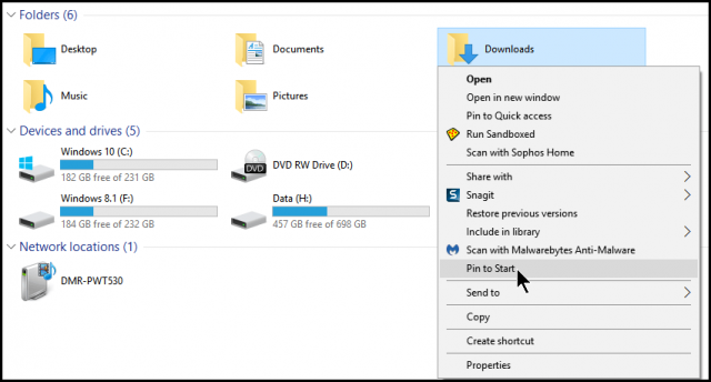file-explorer-folder-pin-to-start