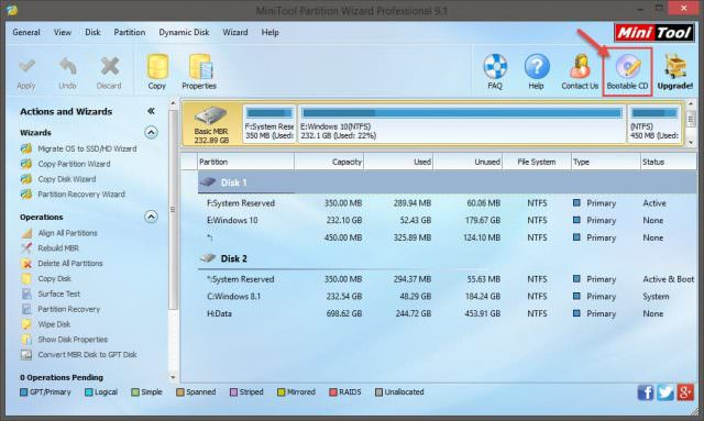 DCT Giveaway: MiniTool Partition Wizard Pro | Daves ...