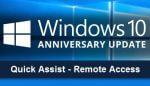 Windows 10's 'Quick Assist' Built-in Remote Access App