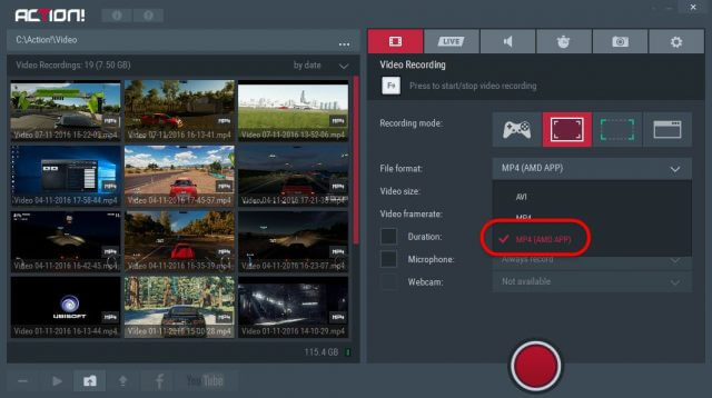 Mirillis Action! Screen Recorder Overhauled, Updated | Daves