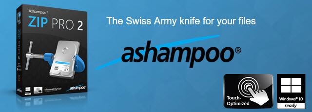 ashampoo zip pro crack code