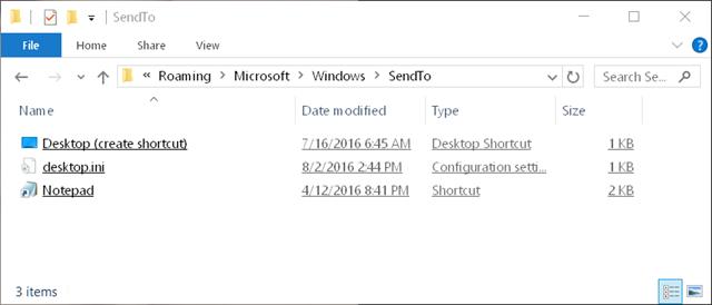 send-to-folder