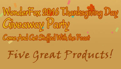 wonderfox-giveaway-thanksgiving-feature