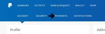 PayPal Payments Options