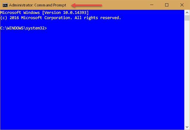 how to return to normal desktop in windows 10