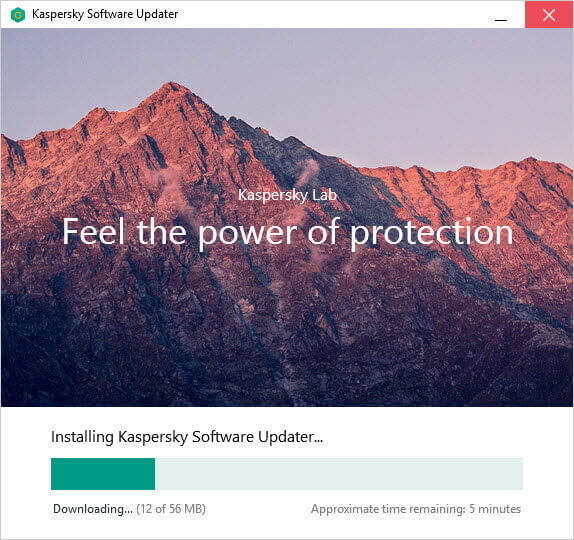 kaspersky-software-updater-installation