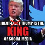 Is Donald Trump The King of Social Media?