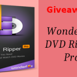 WonderFox DVD Ripper Pro Giveaway!