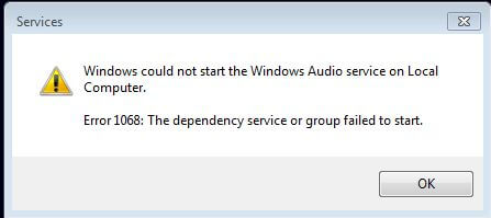 could-not-start-audio-service