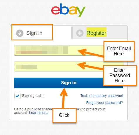How To Clear Ebay Browsing History Daves Computer Tips