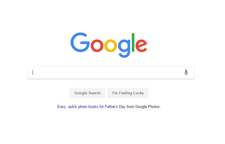 Background images for google search