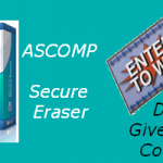 ASCOMP Secure Eraser Giveaway Contest