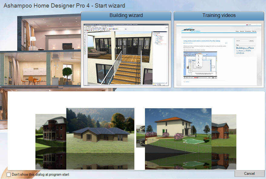 Home Design Pro Part - 18: Home-designer-opening-screen(1)