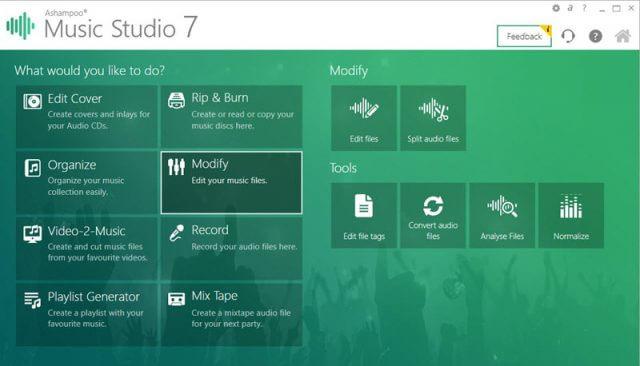 music-studio-7-options