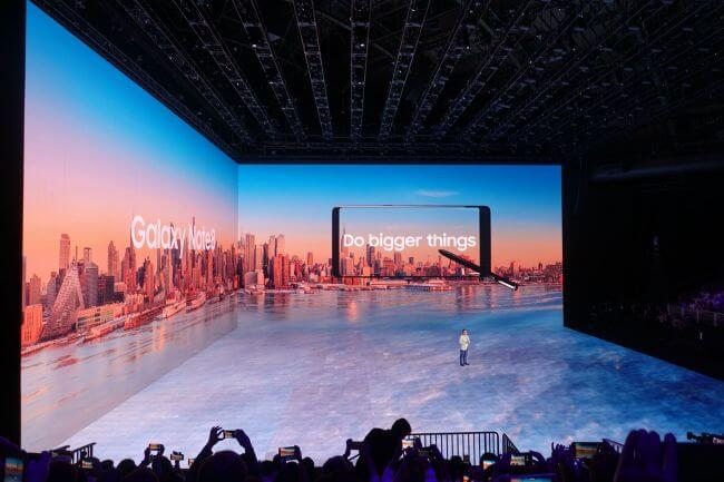 Samsung Galaxy Note 8 Unveiled In New York Daves Computer Tips