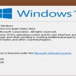 Windows 10 Cumulative Update 15063.502