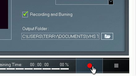 hauppauge-recording and burning option