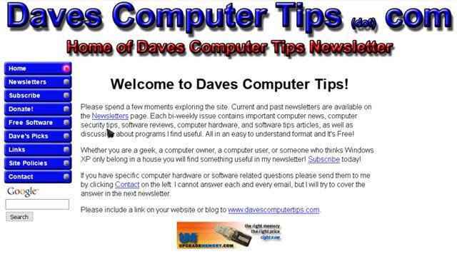 dct-2006-website
