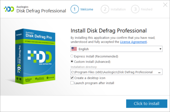 auslogics-defrag-pro-custom-installation-options