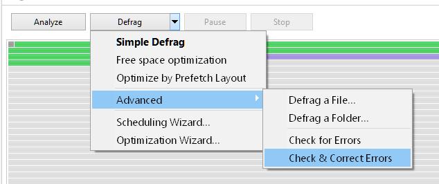 auslogics-defrag-pro-defrag-menu