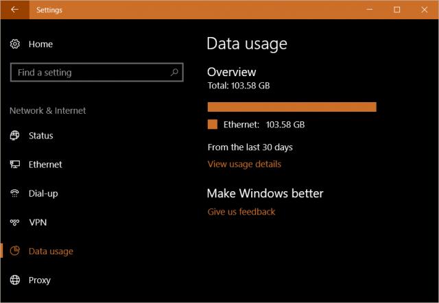 data-usage-view