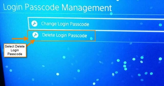 how to change user profile on ps4
