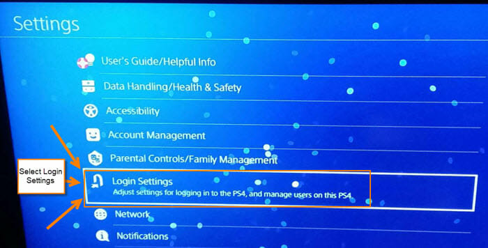 How To Set Up User Passcode For PS4 Profile | Daves Computer