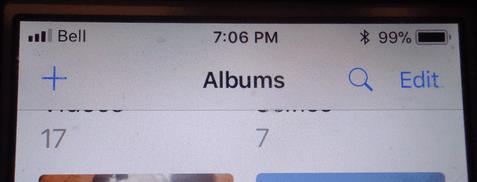 iphone-albums