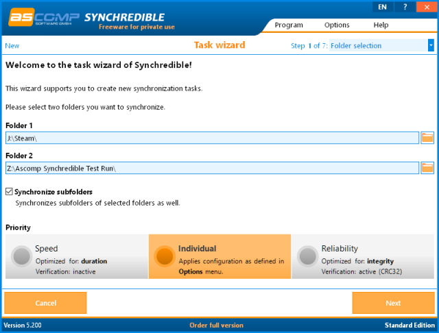 synchredible-new-task-step-1
