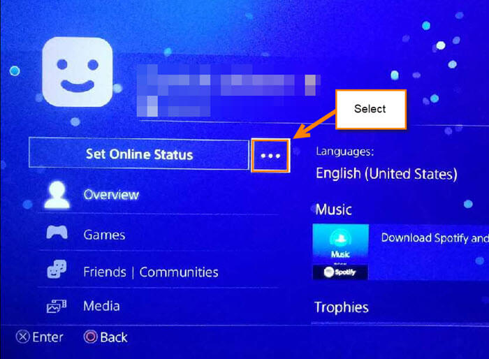 How To Change Playstation 4 Avatar Daves Computer Tips