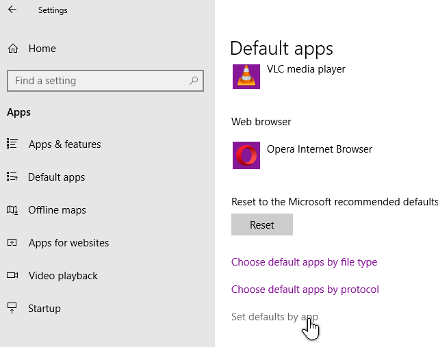 windows 10-set-defaults-by-app