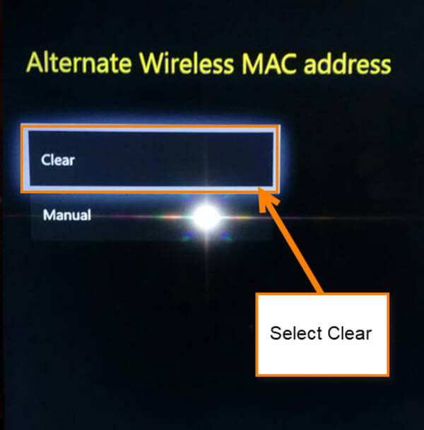 clear-mac-address-option