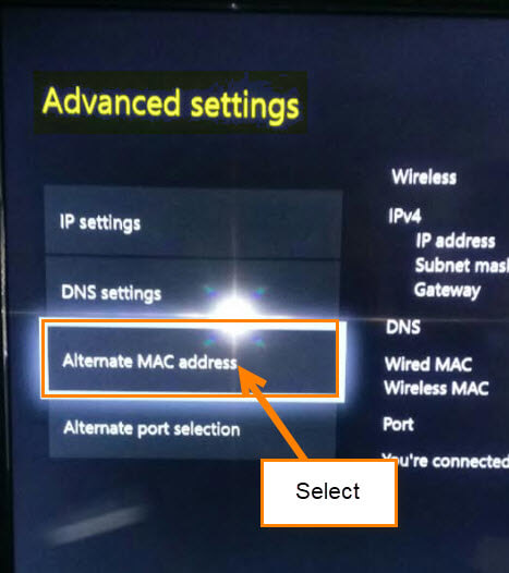 mac-address-option
