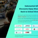 Wonderfox Back To School Giveaway