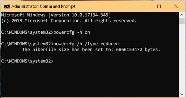 command-prompt-hiberfile-enable